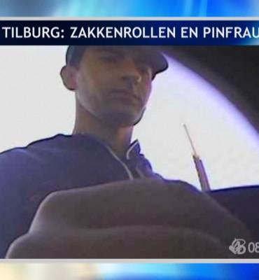 Rijen en Tilburg – Gezocht – diefstal pinpassen