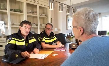 Oosterhout – 72-jarige vrouw in woning overvallen