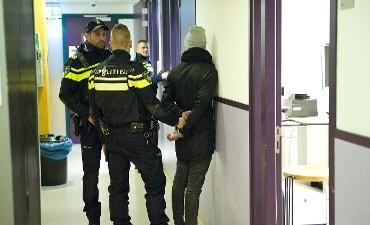 's-Hertogenbosch – Zes verdachten aangehouden voor bedreiging