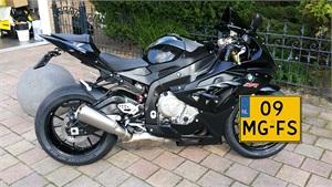 Almere – Gezocht – Diefstal motorfiets door inbraak