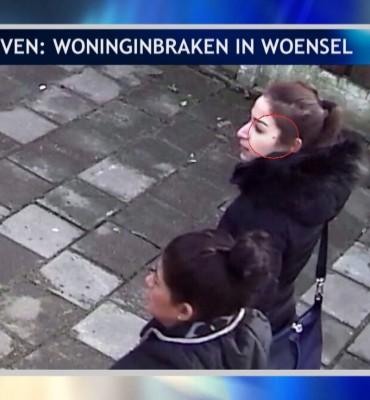 Eindhoven – Gezocht – serie woninginbraken wijk Woensel