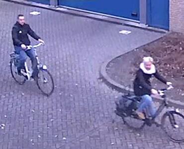 Harderwijk – Gezocht – Diefstal fietsen door stelletje