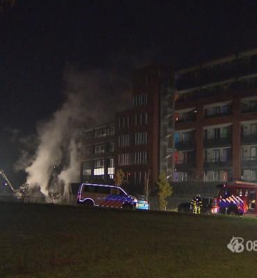 Bergen op Zoom – Gezocht – Brandstichting in appartementencomplex