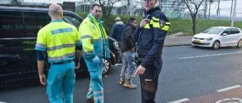Arnhem – Gewonde bij botsing met gedetineerdenbusje