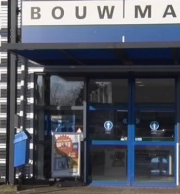 Hilversum – Gezocht – Diefstal door inbraak bij bouwmarkt