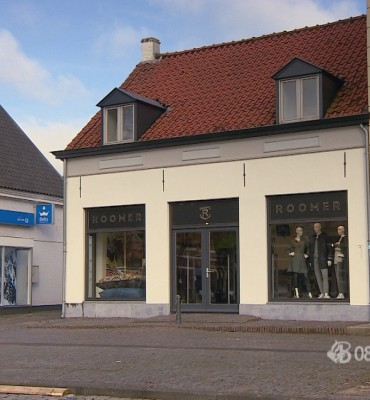 Oisterwijk – Gezocht – Ramkraak op kledinwinkel