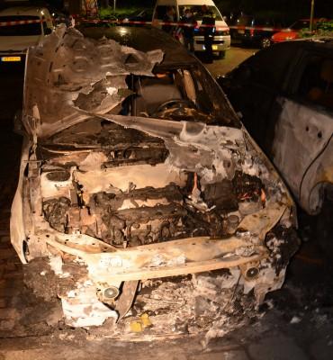 Haarlem – Gezocht – Brandstichting auto burgemeester Haarlem