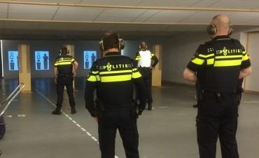 Den Haag – Agenten schieten beter en zijn fitter