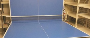 Den Haag – Gezocht – Diefstal tennistafel