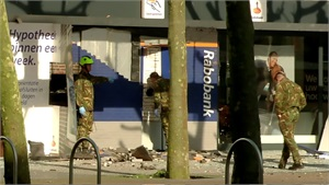 Lelystad – Gezocht – Diefstal door inbraak met explosief