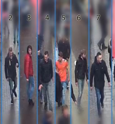 Arnhem – Gezocht – Zware mishandeling