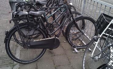 Rotterdam – Onderzoek dood Anita van Dijk, politie zoekt eigenaar fiets