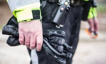 Harderwijk – Man aangehouden na aanrijding met verkeersregelaar