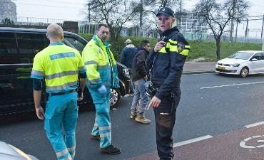 Ouddorp – Drie gewonden bij ernstig verkeersongeval Brouwersdam