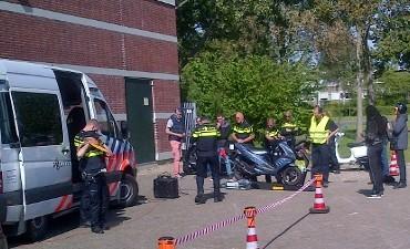Rotterdam – Politie hoeft zich niet te vervelen bij verkeerscontroles Rotterdam