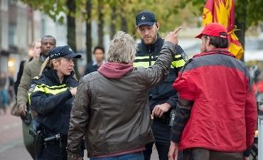 Nijmegen – Nijmegenaar aangehouden na bedreiging en vernieling