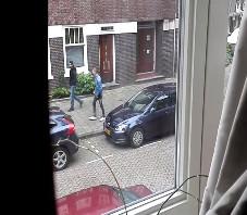 Amsterdam – Gezocht – Woninginbrekers Olympiaweg