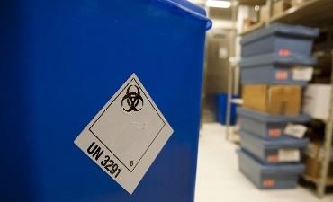 Niftrik – Afval mogelijk drugslab aangetroffen