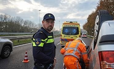 Schiedam – Bestuurder scootmobiel overleden na aanrijding met tram