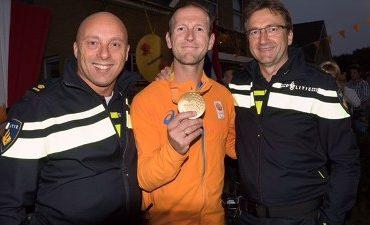 Oost-Nederland – Politie trots op collega Teun Mulder