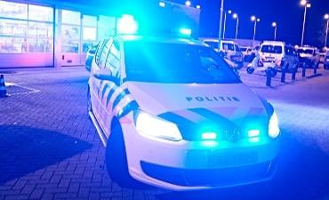 Borculo – Veel commotie en waarschuwingsschot na dreiging verwarde man