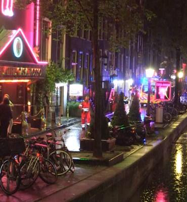 Amsterdam – Gezocht – Fatale mishandeling Robert Gerritsen Oudezijds Achterburgwal