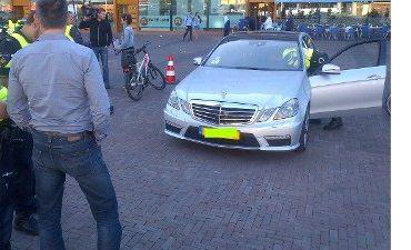Rotterdam – Veel weggebruikers in de fout bij grote verkeerscontrole Rotterdam