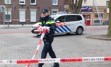 Amsterdam – Man licht gewond na schietincident