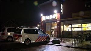 Almere – Gezocht – Overval op supermarkt
