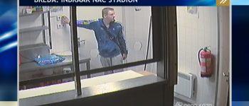 Breda – Gezocht – Inbraak bij NAC stadion