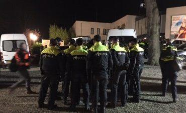 Roermond – Politieactie rond saunaclub in verband met mensenhandel en witwaspraktijken