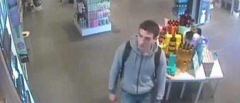 Zoetermeer – Gezocht – Dezelfde verdachte in beeld bij twee winkeldiefstallen