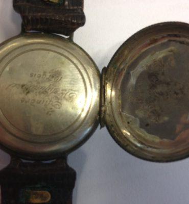 Gezocht – Bijzonder horloge aangetroffen