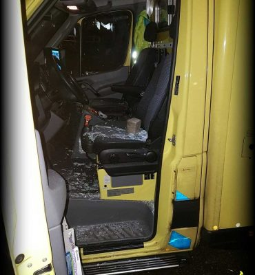 Rotterdam – Gezocht – Politie zoekt getuigen van inbraak uit ambulance Rotterdam