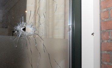 Hoogwoud – Sportcentrum wederom beschoten