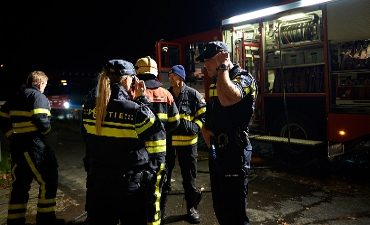 Nijmegen – Brandstichting in schuur, getuigen gezocht