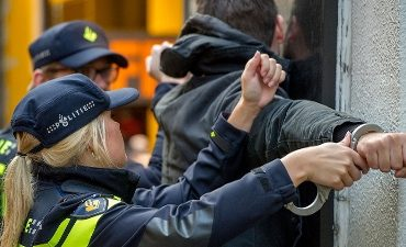 Rotterdam – Verdachte schietincident Heemraadsingel op heterdaad aangehouden