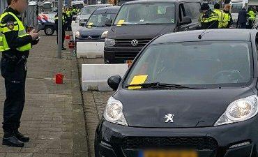 Rotterdam – Politie kijkt tevreden terug op Blauwe Dag Oud-Delfshaven