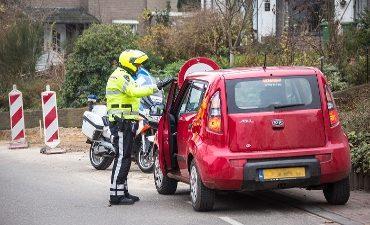 Amersfoort – Integrale verkeerscontrole in Amersfoort