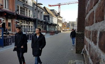 Breda, Tilburg – Aankondiging Bureau Brabant 20 maart 2017