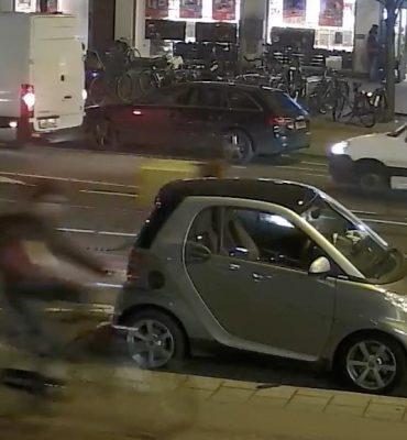Amsterdam – Gezocht – Daders gezocht overval waardetransport