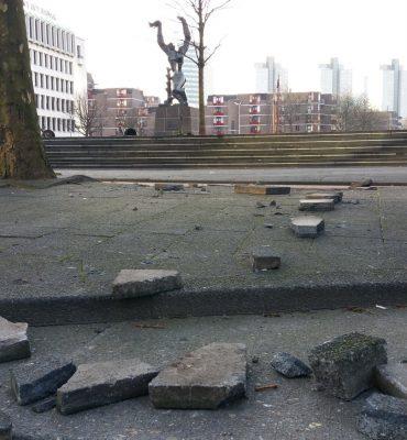 Rotterdam Westblaak – Gezocht – Onderzoek naar wanordelijkheden Rotterdam rond demonstratie Turks consulaat