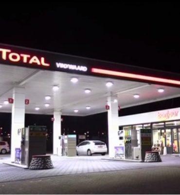 Vianen – Gezocht – Mislukte overval op tankstation