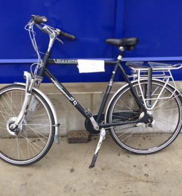 Gezocht – Wie herkent zijn gestolen fiets?