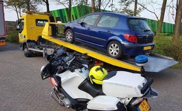 Waalwijk – Hardleerse automobilist voor derde keer betrapt op rijden zonder rijbewijs
