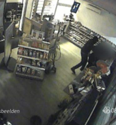 Tilburg – Gezocht – Gewapende overval op Avia tankstation