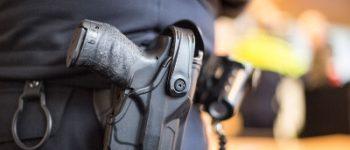 Groningen – Aanhouding na bedreiging met vuurwapen