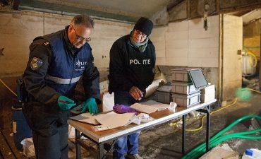 Terborg, Doetinchem, Griesbeek – Politie ontdekt groot synthetisch drugslaboratorium