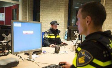 Amersfoort – Politie zoekt getuigen ramkraak winkelpand