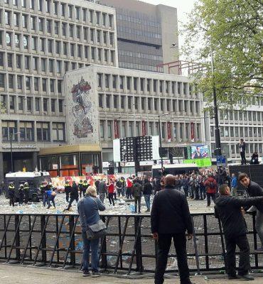 Rotterdam – Gezocht – Wie herkent de verdachten van TGO Coolsingel?